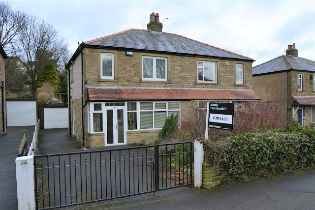 This Is Huddersfield Property - 3 bed property for sale Laund Road, Salendine Nook, Huddersfield HD3