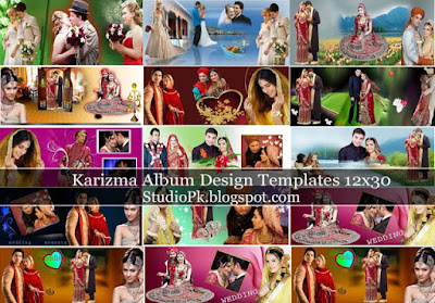 Canvera Album Design PSD Free Download