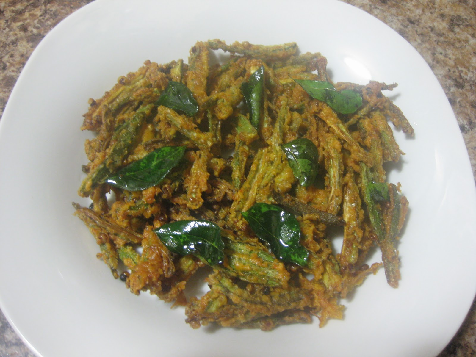 Okra with Meat Stew, Bamia