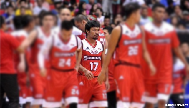 Read What Netizen's Reactions About Manny Pacquiao's PBA Debut