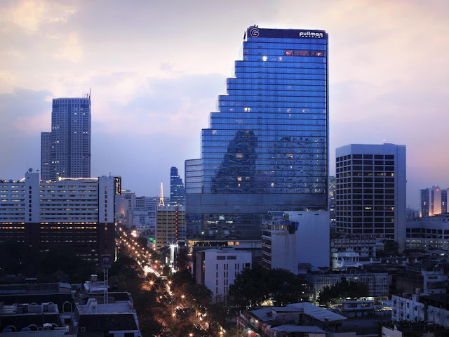 Ba khách sạn 5 sao giá tốt ưa chuộng nhất Bangkok Thái Land