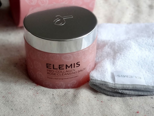 Elemis' Limited Edition Pro-Collagen Rose Cleansing Balm Supersize