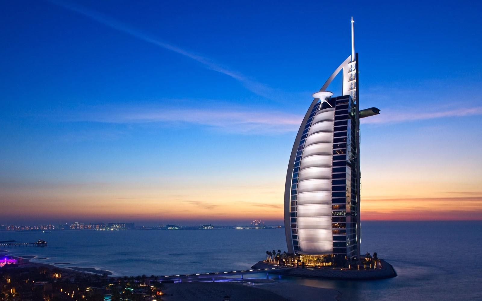 Burj Al Arab Hotel Wallpapers