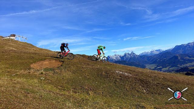 Trails Kitzbühler Alpen