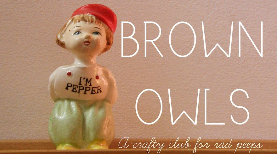 Brown Owls Members Blog
