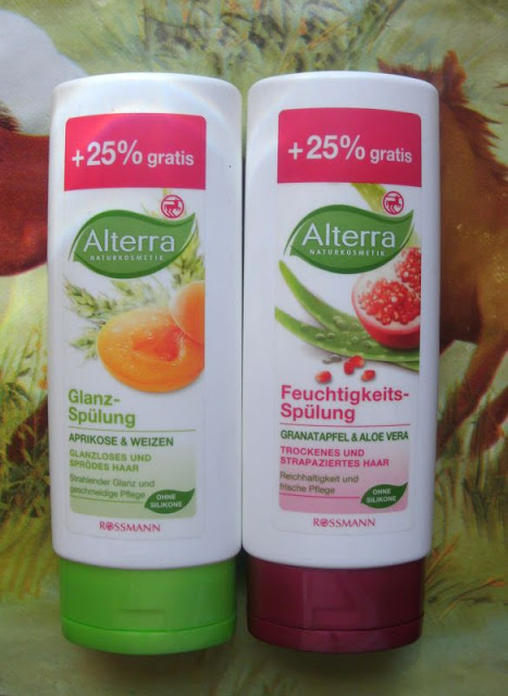 Cuda nad cudami - odżywki do włosów z Alterry