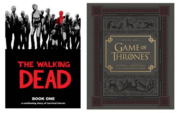 Libros de series