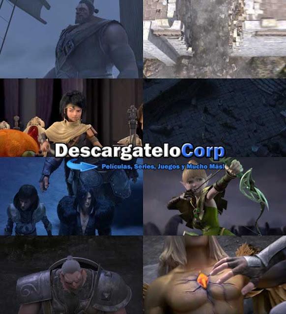 Warriors Of The Dawn Ver Online: Dragon Nest Guerrero Del Amanecer DVDRip Latino