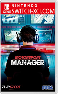Motorsport Manager Switch NSP XCI