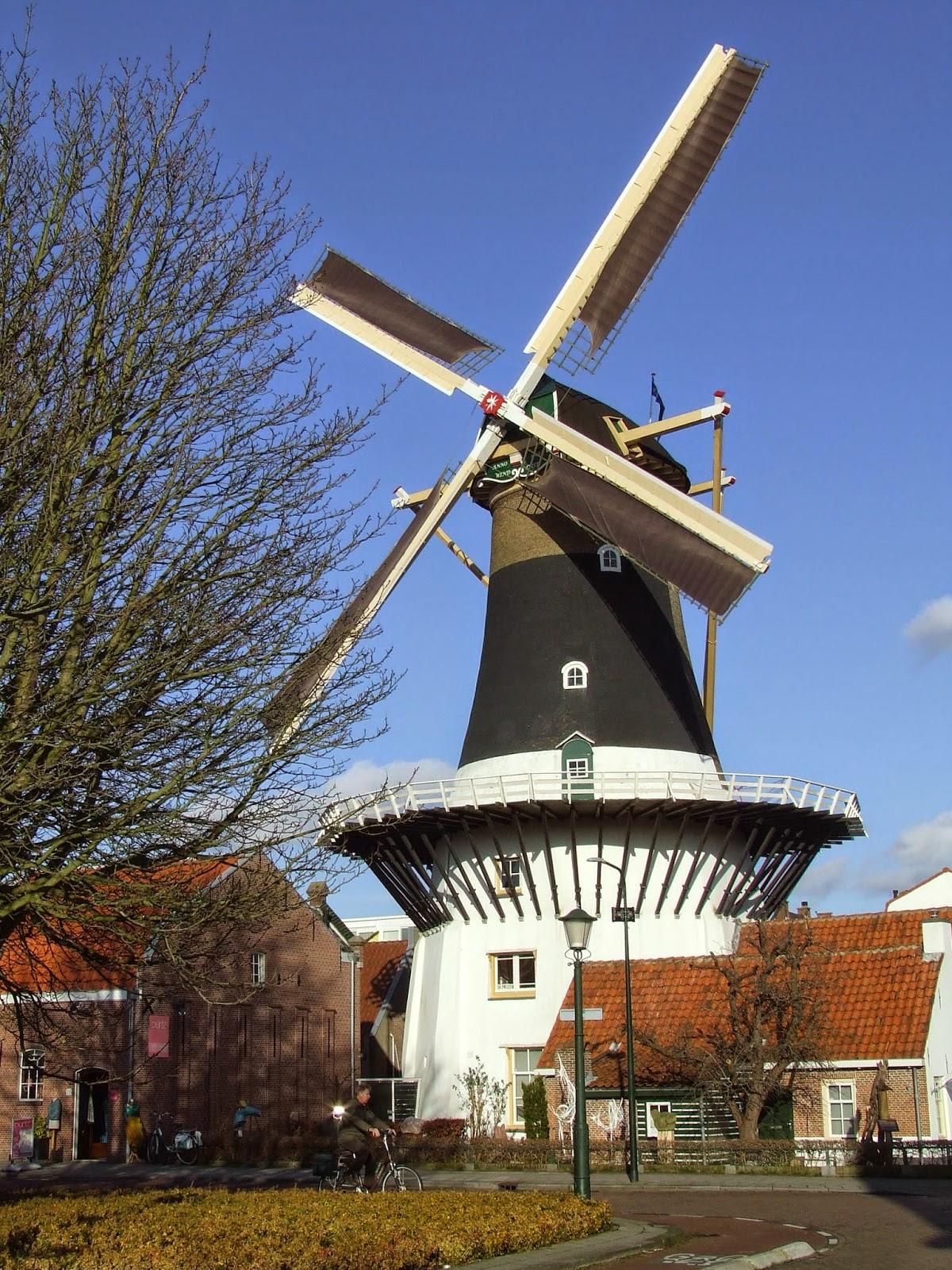 wassenaar molen