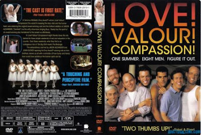 ¡Amor, valor, compasión!