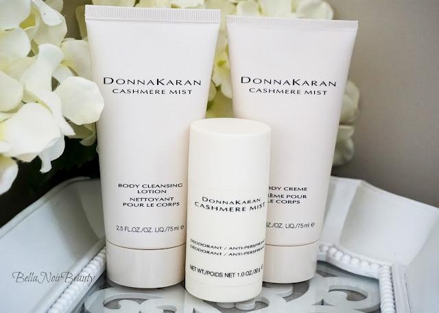 Donna Karan Cashmere Mist Set | bellanoirbeauty.com