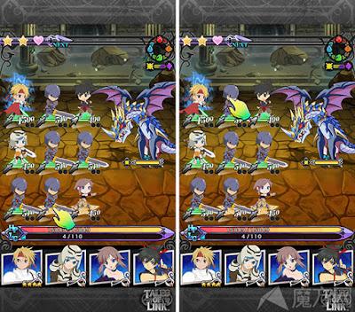 Tales Of Link v 2.5.2 Mod apk (Massive Damage & More)