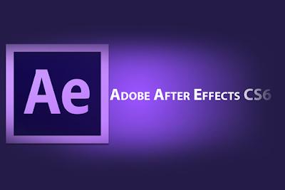 Resultado de imagem para imagem do Adobe After Effects CS6