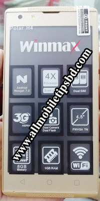 Winmax MH24 Flash File Test Without Password - All Mobile Tips BD