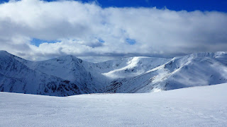Cairn Toul Angel Peak and the Braeriach Corries