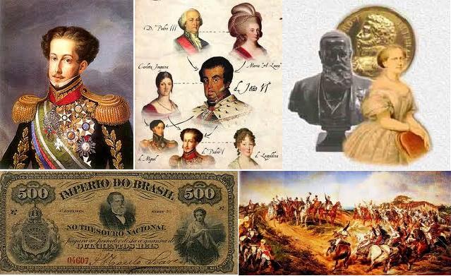 Brasil Império e o Período Regencial