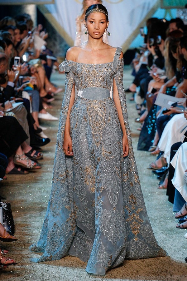 Elie Saab's Haute Couture Fall Collection Inspired by Game of Thrones