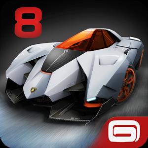 Download Asphalt 8: Airborne Apk Mega Mod Update