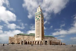 Masjid Hassan II - Casablanca