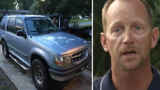 Padre vende la camioneta de su hijo para darle una lección