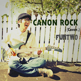 Funtwo - Canon Rock - Single (2012) [iTunes Plus AAC M4A]