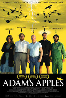 adam's apples movie poster