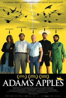 adam's apples movie poster