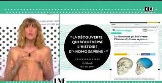 بالفيديو- مذيعة Canal8 الفرنسية: كلنا مغاربة وليس غريبا فكل شيء جميل جاءنا من المغرب من الشعر للتمثيل للمطبخ