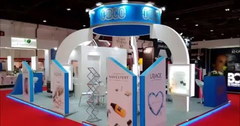 Get Desired Result with Exhibition Stand Building in Dubai