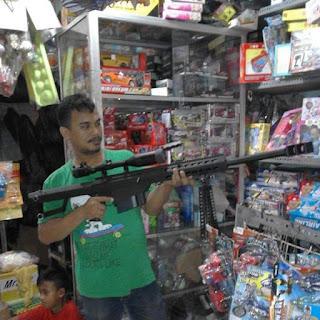 KENAPA AIRSOFT GUN DILARANG BEREDAR BEBAS