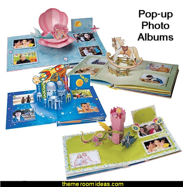 Pop-up Photo Albums novelty gifts christmas gifts fun gift ideas