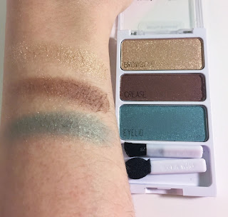 wet n wild coloricon Eyeshadow Trio Will You Marina Me swatch