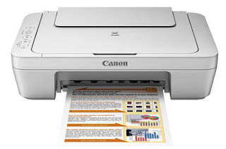 Canon MG2550 Driver Free Download - Windows, Mac