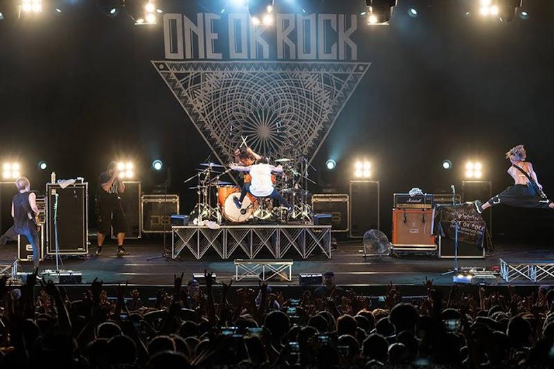 One OK Rock Goes Bold!