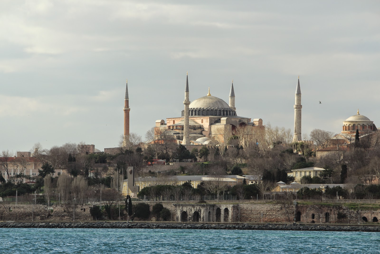 Photo Trek Istanbul: Ayasofya Müzesi - Hagia Sophia ...