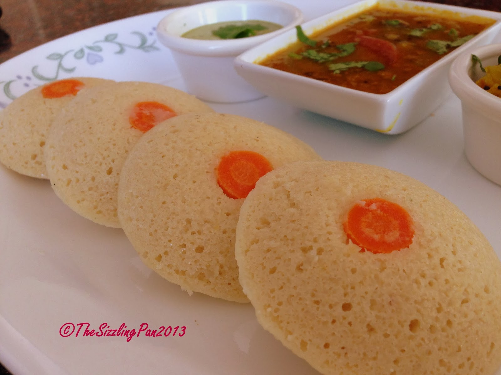 "The Sizzling Pan: ""Mix Daal"" + Brown Rice Idlies/ Dosa ..."