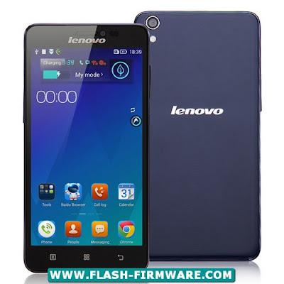 Cara Flashing Lenovo S850 Dengan Flashtool