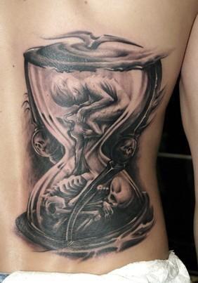 Relojes De Arena Tatuajes Y Su Significado Belagoria La Web De