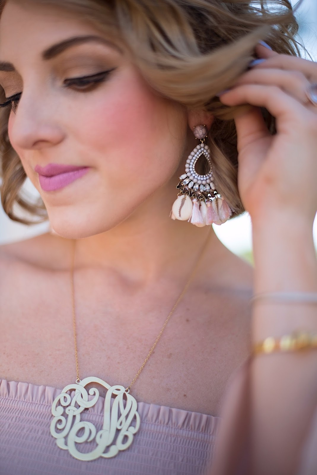 Baublebar Leilani Drops - Click through to see more on Something Delightful Blog.
