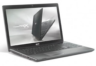 Laptop Acer Aspire TimelineX