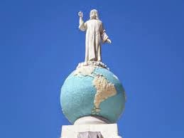 Monument to the Savior of the World, El Salvador