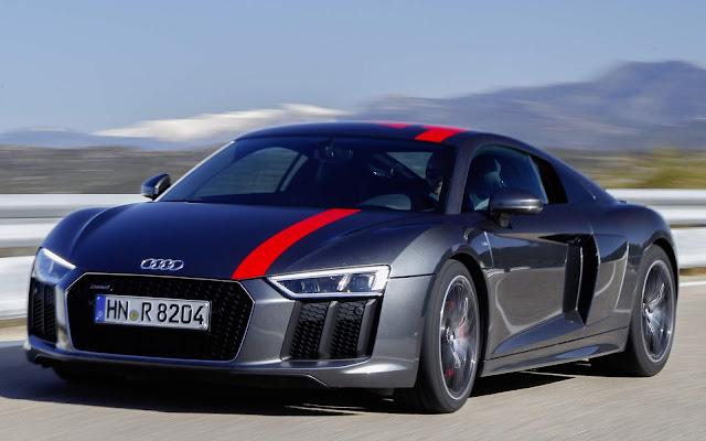 Audi R8 RWS 2018