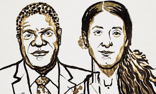 2018 Nobel Peace Prize Laureates: Denis Mukwege and Nadia Murad