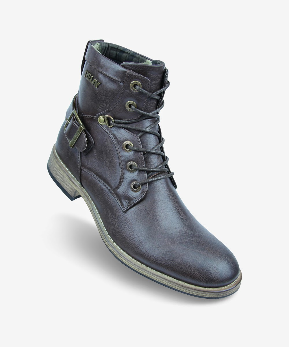 Online mens boots shopping