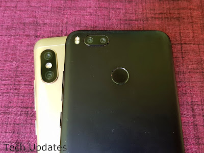 Xiaomi Redmi Note 5 Pro vs Xiaomi Mi A1 Camera Comparison