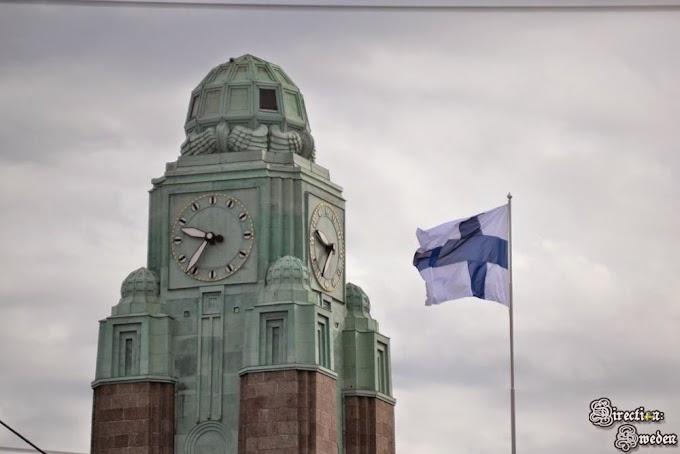 Majówka w Helsinkach