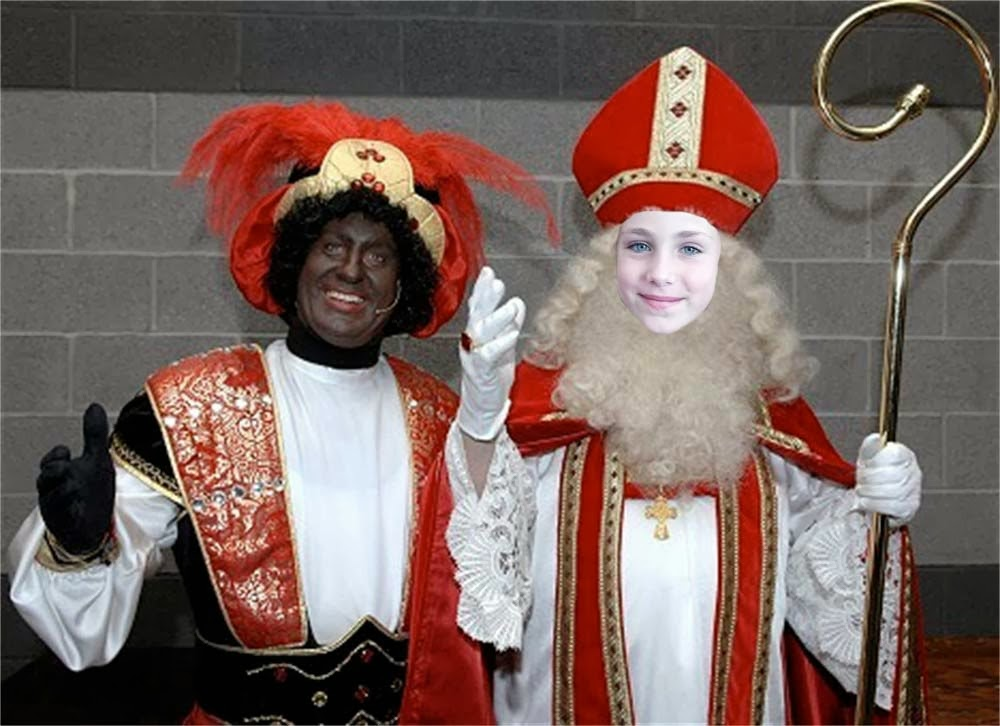 Klasweblog Van 3abc Gedicht Over Sint En Piet