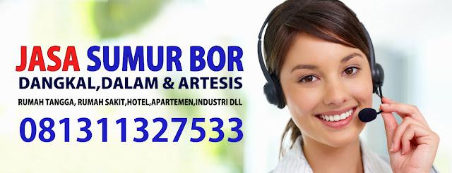 081311327533 jasa pembuatan sumur bor di bintaro Tangerang serpong gading karawaci alam sutra taman royal cikokol bintaro pondok aren pondok kacang pamulang