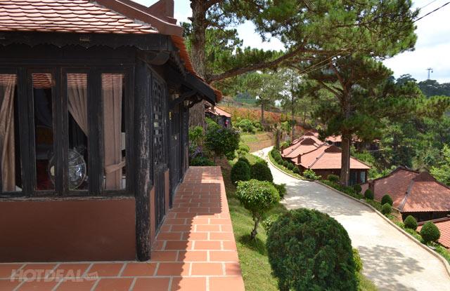 Biệt thự Osaka village Đà Lạt